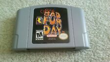 Conker's Bad Fur Day N64 Nintendo 64!!!!! No Long Wait Time To Arrive!!!!