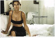 Publicité Advertising 2012 (2 pages) Bijoux Joaillerie Dolce Gabbana