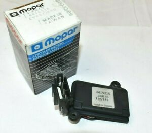 NOS 1985-86 MOPAR DODGE PLYMOUTH MAP MANIFOLD ABSOLUTE PRESSURE SENSOR OEM
