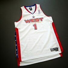 100% Authentic Tracy Mcgrady Reebok 2005 All Star Game Jersey Size 2XL 52 Mens