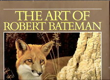 THE ART OF ROBERT BATEMAN  w/dj   Ex++  1988 Reprint