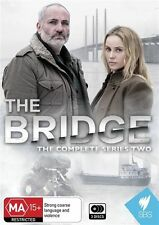 The Bridge : Series 2 (DVD, 2014, 3-Disc Set) Brand New Sealed Region 0