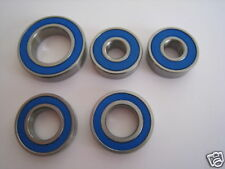 KSYRIUM ES, CERAMIC BALL BEARING FRT& REAR WHLS REBUILD KIT
