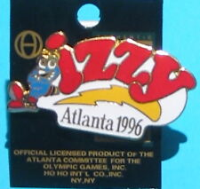Officially Licensed 1996 Olympic 100 Atlanta Izzy Baner