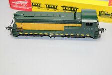 Fleischmann 1340 US Diesellok Baldwin gelb/grün Spur H0 OVP