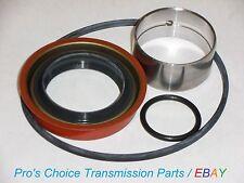 2004-ON GM GMC 4L80E 4L85E Transmission Rear Tail Housing Oil Seal & Bushing Kit