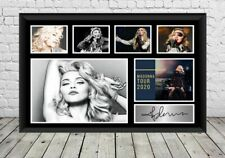 More details for madonna signed autographed photo print poster memorabilia