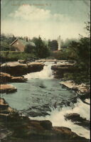 Ferndale NY Falls c1910 Postcard