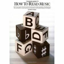 How to Read Music by Helen Cooper (Paperback, 1983)