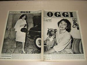 OGGI=1955/32=ROSA SONCINI=GREGORIO SCILTIAN=SERGIO MANTOVANI=CARR HARTLEY=CODECA