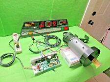 2.80 HP Treadmill Motor Parts Complete Set Up, Controller, Cables, Many Projects
