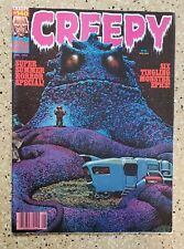 Awesome 1982 Creepy Magazine #140 in FN+ condition