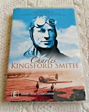 CHARLES KINGSFORD SMITH – DVD, REGION-4, LIKE NEW, FREE POST IN ASUTRALIA