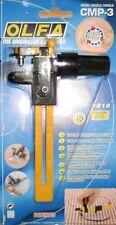 Patchwork Quilt - Olfa Rollschneider Rotary Compass Cutter Kreisschneider CMP-3