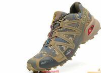 nuevo Salomon Speedcross 3 de correr Zapatos deporte para caminar Al aire libre
