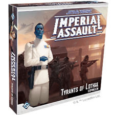Fantasy Flight Games Star Wars Imperial Assault: Tyrants of Lothal Expansion (SWI54)