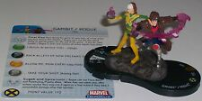 GAMBIT AND ROGUE #058 #58 Giant-Size X-Men Marvel HeroClix Chase Rare