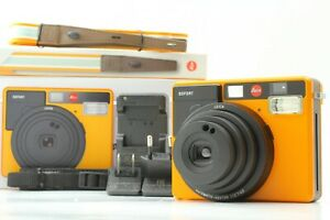 【Near MINT+++ in BOX】 Leica SOFORT Instant Film Camera 19102 Orange From JAPAN