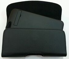 FOR APPLE iPHONE 5s BELT CLIP LEATHER HOLSTER FITS A JUICE PACK CASE ON PHONE