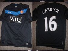 Manchester United. Carrick Camisa Nike Jersey Boys Xl 13-15y Fútbol Top