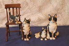 More details for 2 leonardo collection 1999 figurines -