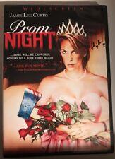 PROM NIGHT DVD - Jamie Lee Curtis Horror Slasher Classic!