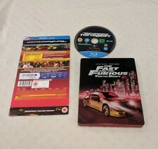 The Fast and the Furious Tokyo Drift (2006) Zavvi Exclusive Blu-ray Steelbook