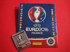 Panini ALBUM EURO 2016 Schweiz Star Edition + Tüte - France EM 2016 Leeralbum