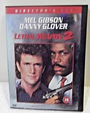 Lethal Weapon 2 (Director's Cut) DVD (2001) Mel Gibson