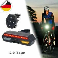 100LM Rücklicht Wasserbeständig USB-Aufladung LED Fahrradlicht Fahrradzubehör