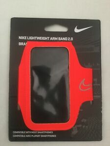 NWT Nike Running Lightweight Armband 2.0 Smart Phone Case iPhone Android MSRP$20