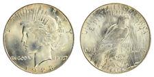 1923-S Peace Dollar Brilliant Uncirculated - BU