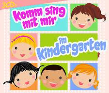 CD Komm Sing con mir en el Guardería De Various Artistas 3cds