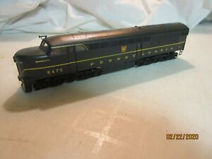 Proto 2000 Pennsy R/R Erie Built Diesel Engine, C-7 Condition, DCC Ready