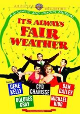 IT'S ALWAYS FAIR WEATHER (Gene Kelly, Cyd Charisse) Region Free DVD - Sealed