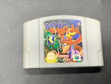 VINTAGE BANJO KAZOOIE NINTENDO 64 N64 GAME CARTRIDGE ONLY NO BOX OR INSTRUCTIONS