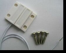 1 Set Door N/O Window Contact Magnetic Reed Switch Alarm normally open b17