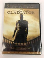 Gladiator (Dvd, 2003) Russell Crowe - fast free first class shipping