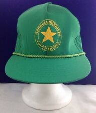 GEORGIA SHERIFF YOUTH HOMES HAT CAP SNAPBACK