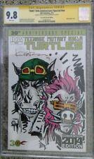 Teenage Mutant Ninja Turtles 30th Anniversary_CGC 9.8 SS_Sketch by Kevin Eastman