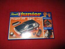 REVELL® junior 6247 Steckbausatz Peugeot 205 NEU OVP