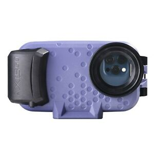 AxisGO iPhone 12 Water Housing - Astral Purple