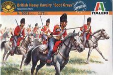 ITALERI 6001 1/72 Cavalerie Lourde Anglaise - British «Scot Greys»