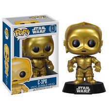 FUNKO POP C-3PO STAR WARS NEW