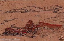 # CALA DI VOLPE - Costa smeralda  di Tamponi Persico - lavorazioni in sughero