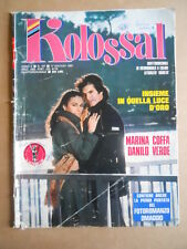 Rivista di Fotoromanzi KOLOSSAL n°107 1983 [D59]**