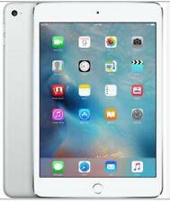 Apple iPad mini 4 128GB, Wi-Fi, 7.9in - Silver Bundle +cover+ anti-blue screen