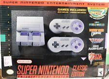 SNES / NES 1645 GAMES SUPER NINTENDO CLASSIC MINI - 800 SNES & 845 NES GAMES