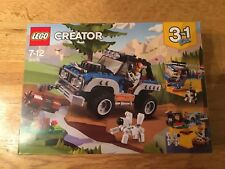 Lego Creator 3 In 1 Outback Adventures 31075 NEW