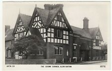 Shropshire; The Crown Corner, Albrighton, ABTN 28 RP PPC By Frith, Unused